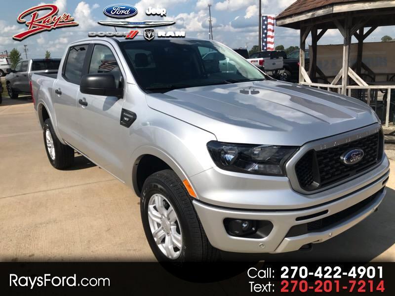 """Ford Ranger 114"""" WB XLT 2019"""