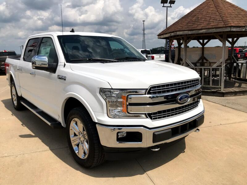 Ford F-150 Lariat 4WD SuperCrew 5.5' Box 2019