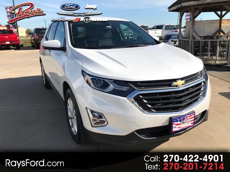 2018 Chevrolet Equinox 1LT 2WD