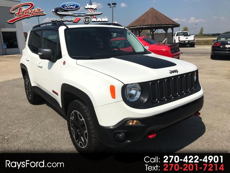 Jeep Renegade Trailhawk 4x4 2017