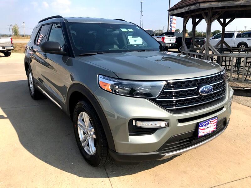 Ford Explorer XLT 4WD 2020