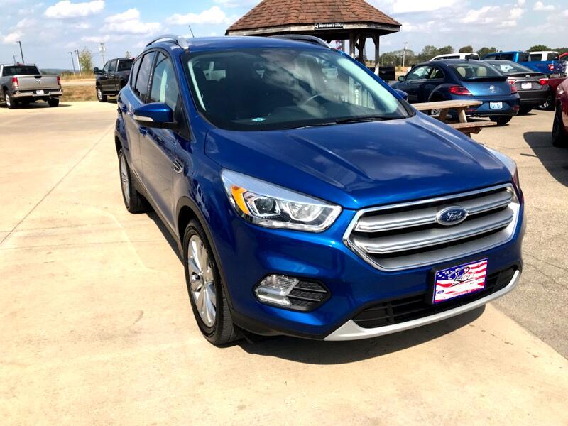 Ford Escape FWD 4dr Titanium 2017