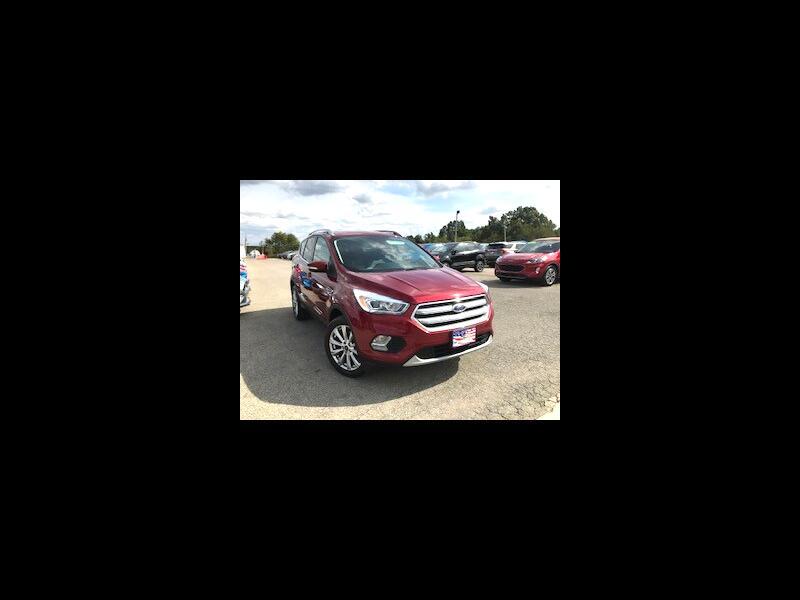 Ford Escape Titanium 4WD 2017