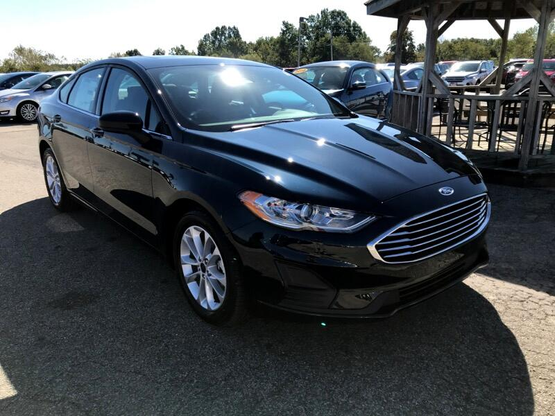 Ford Fusion 4dr Sdn SE FWD 2020