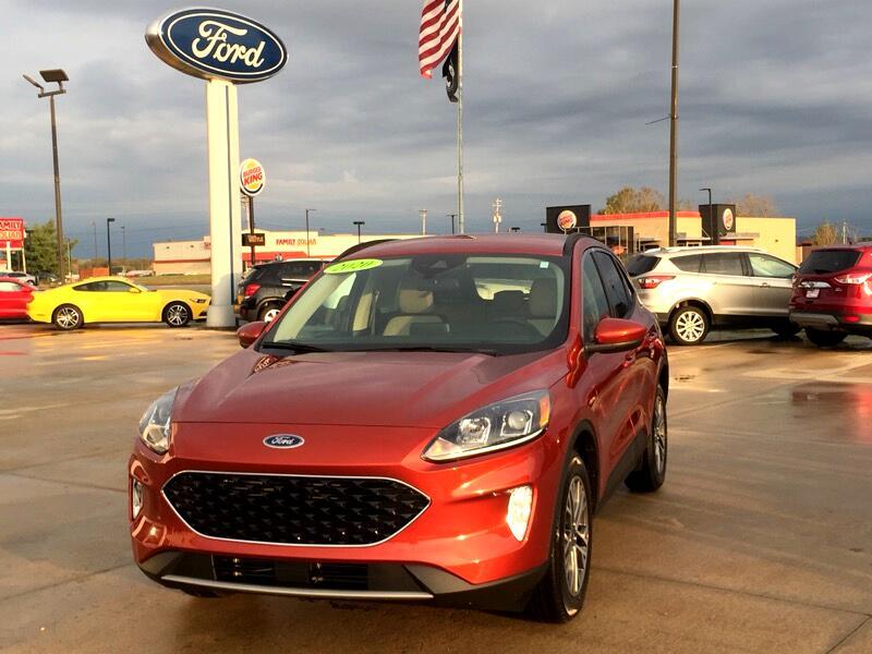 Ford Escape SEL FWD 2020