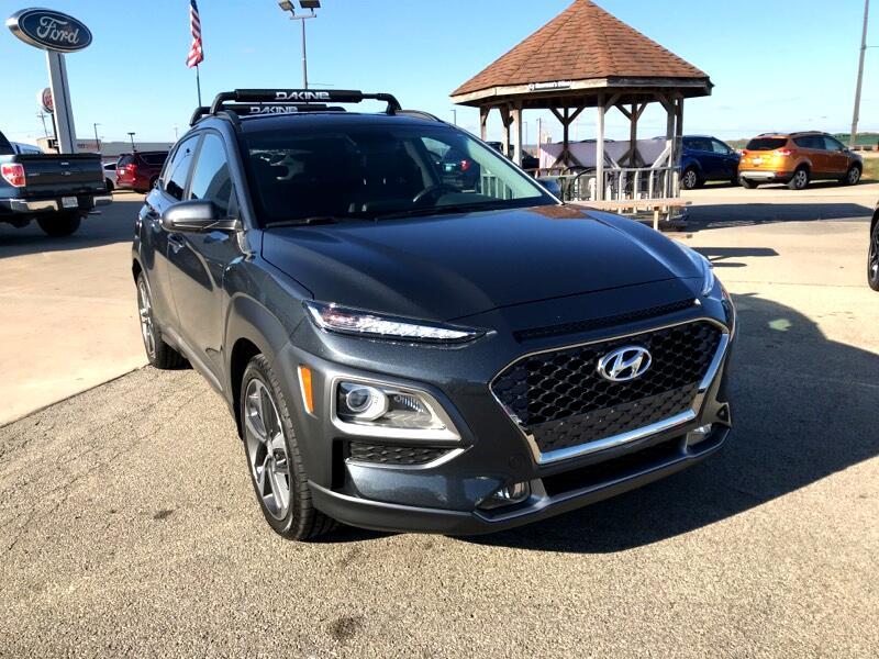 Hyundai Kona Limited 1.6T DCT 2018