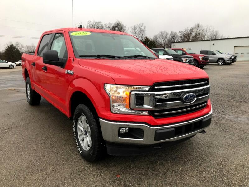 Ford F-150 XLT SuperCrew 6.5-ft Box 4WD 2020