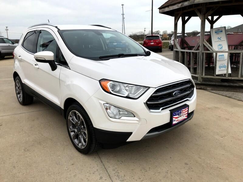 Ford EcoSport Titanium FWD 2020