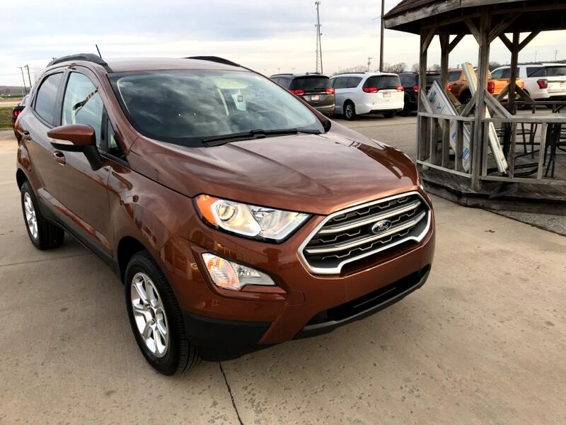 Ford EcoSport SE 4WD 2020