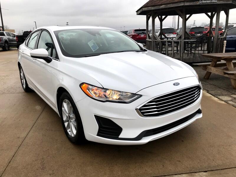 Ford Fusion SE FWD 2020