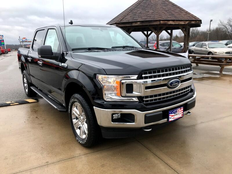 Ford F-150 XLT 4WD SuperCrew 6.5' Box 2020