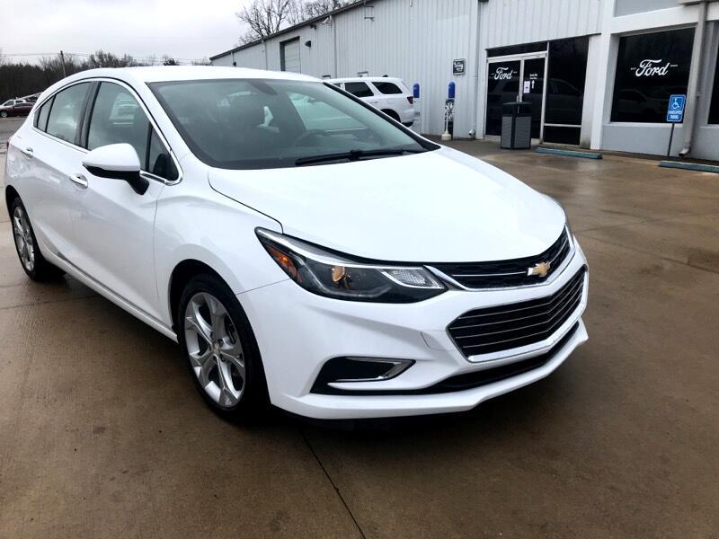 Chevrolet Cruze 4dr HB 1.4L Premier w/1SF 2018