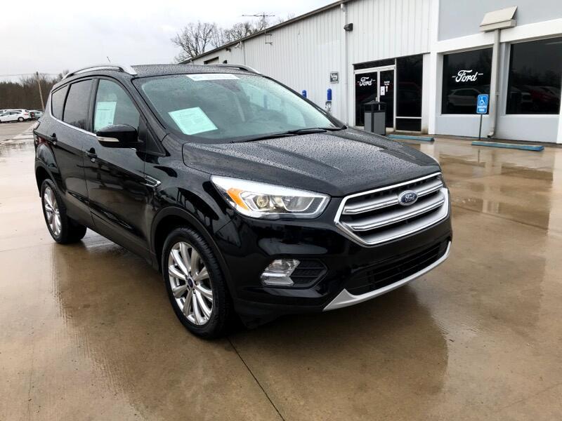 Ford Escape Titanium FWD 2017