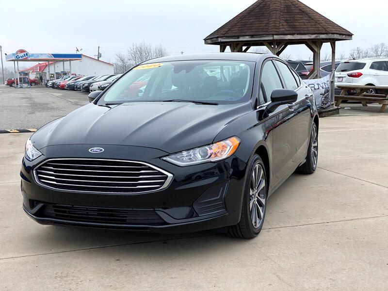 Ford Fusion SE AWD 2020