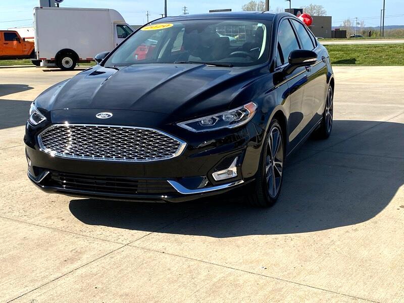 Ford Fusion Titanium FWD 2020