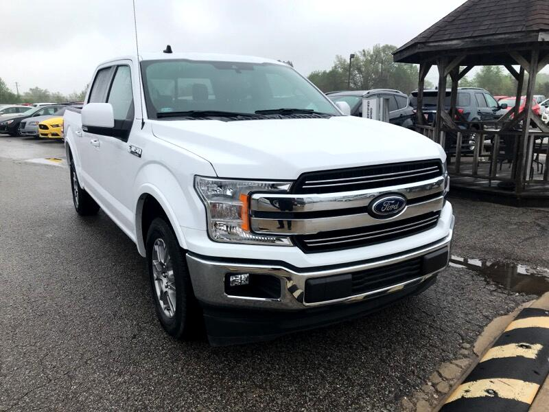 "Ford F-150 2WD SuperCrew 139"" Lariat 2019"