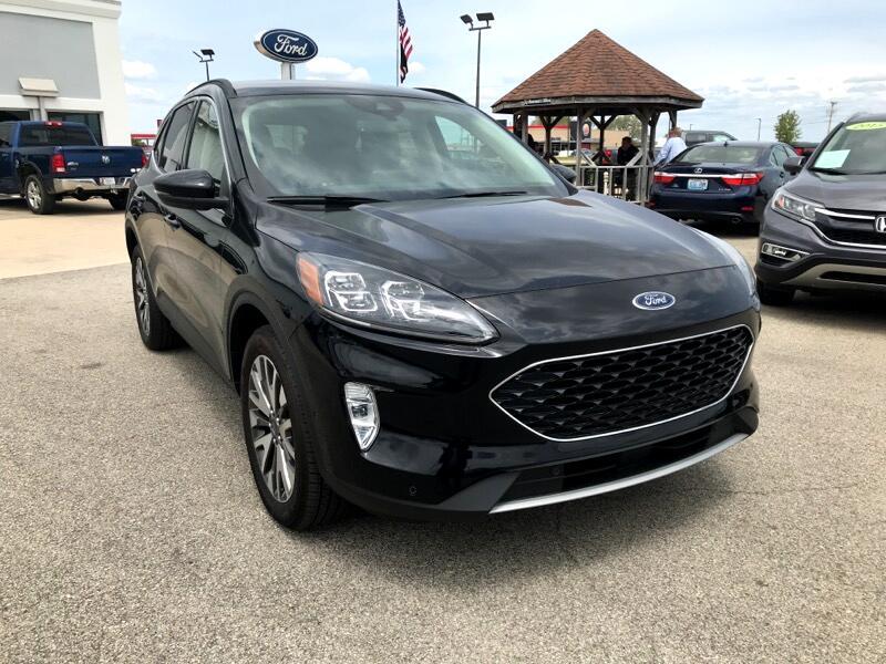 Ford Escape Titanium AWD 2020