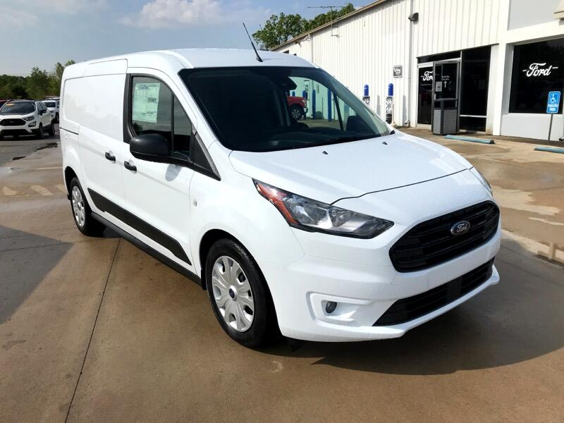 Ford Transit Connect Van XLT LWB w/Rear Symmetrical Doors 2020