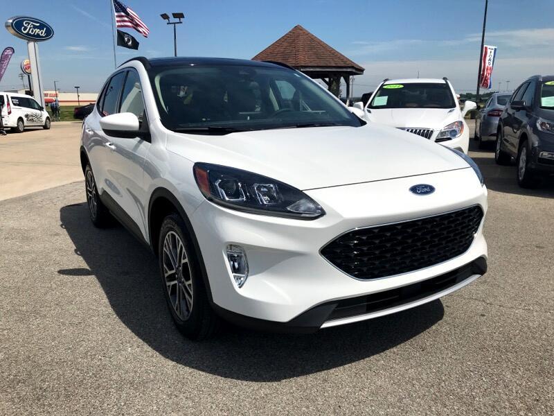 Ford Escape SEL AWD 2020