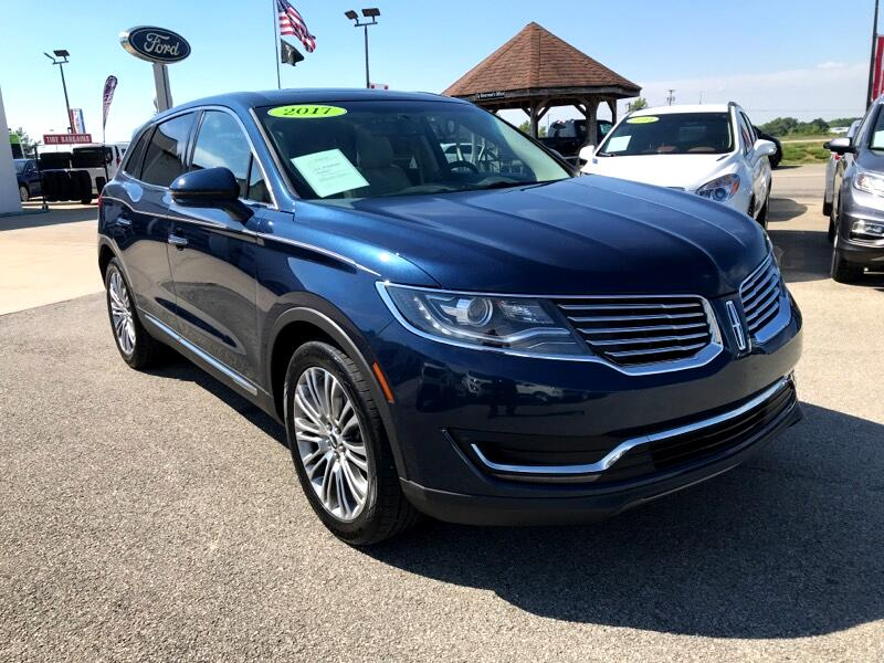 Lincoln MKX Reserve FWD 2017