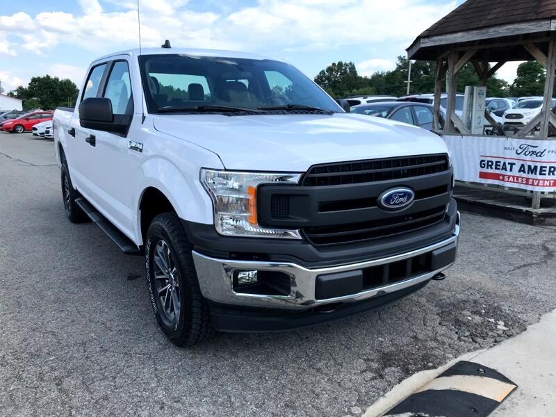 Ford F-150 Police Responder XL 4WD SuperCrew 5.5' Box 2020