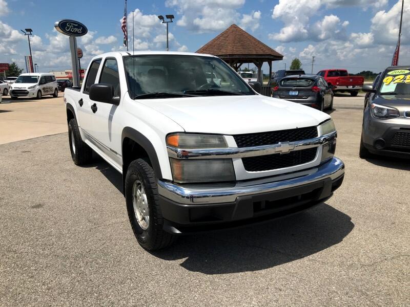 """Chevrolet Colorado Crew Cab 126.0"""" WB 4WD 1SB LS Z85 2005"""