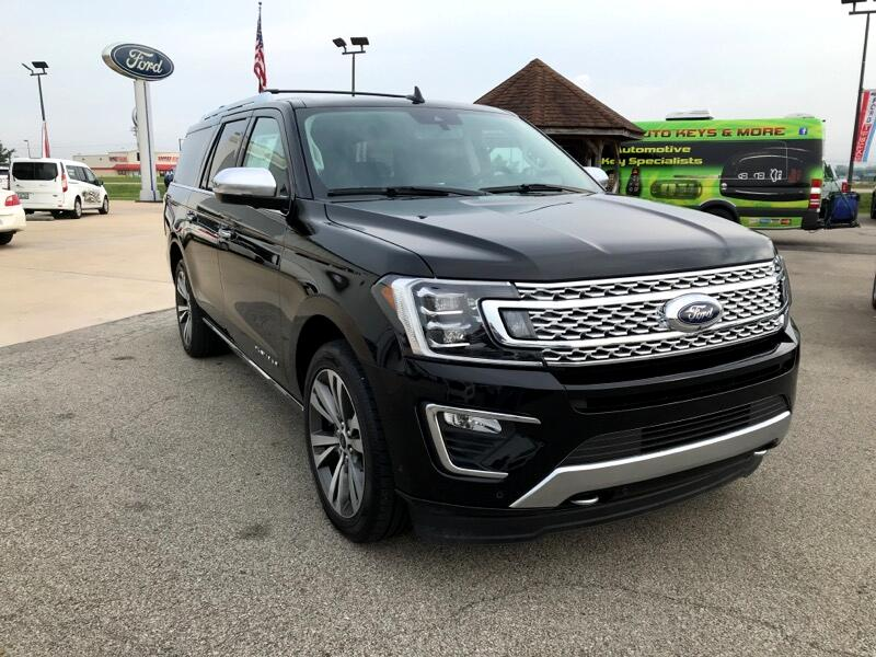 Ford Expedition Max Platinum 4x4 2020