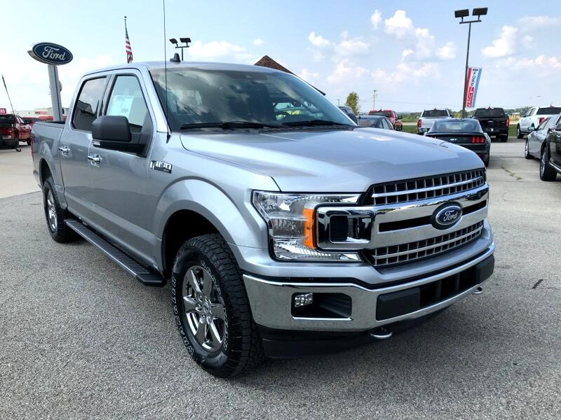 Ford F-150 XLT 4WD SuperCrew 5.5' Box 2020