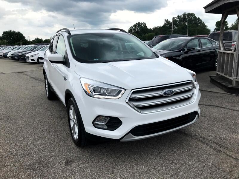 Ford Escape FWD 4dr SEL 2018