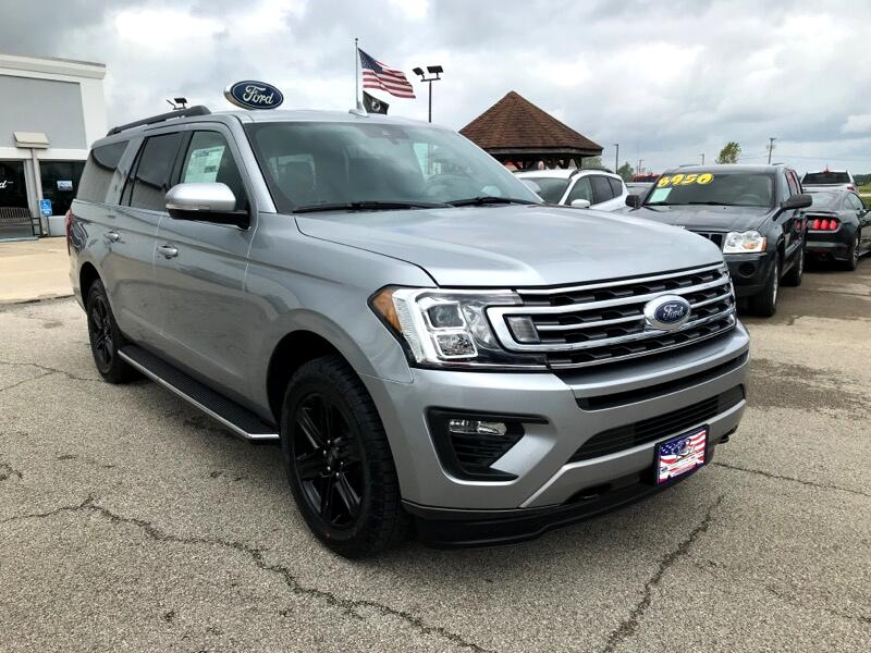 Ford Expedition Max XLT 4x4 2020