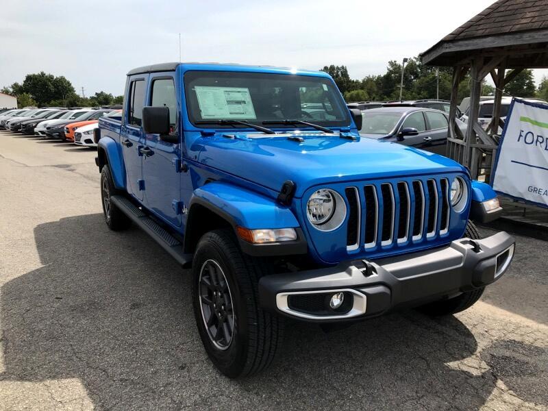 Jeep Gladiator Overland 4x4 2021