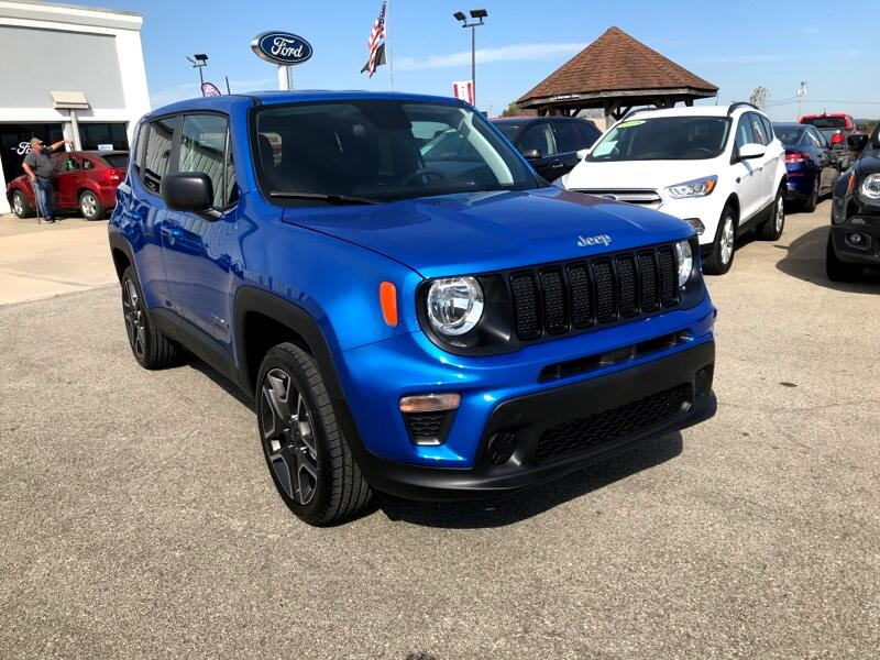 Jeep Renegade Jeepster 4x4 2020