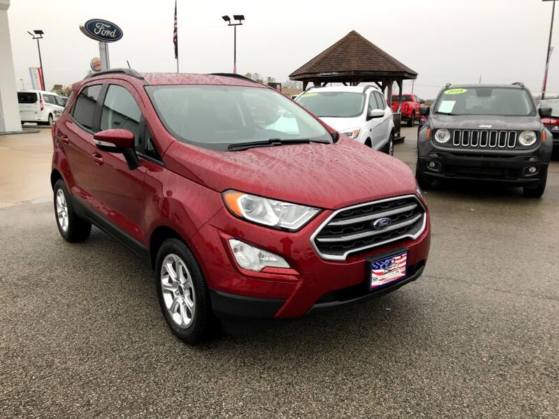 Ford EcoSport SE FWD 2020