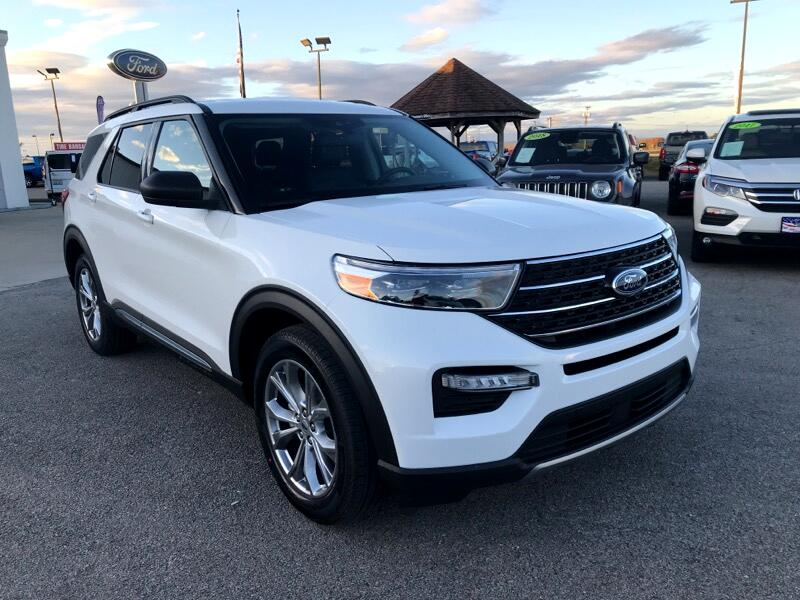 Ford Explorer XLT 4WD 2021