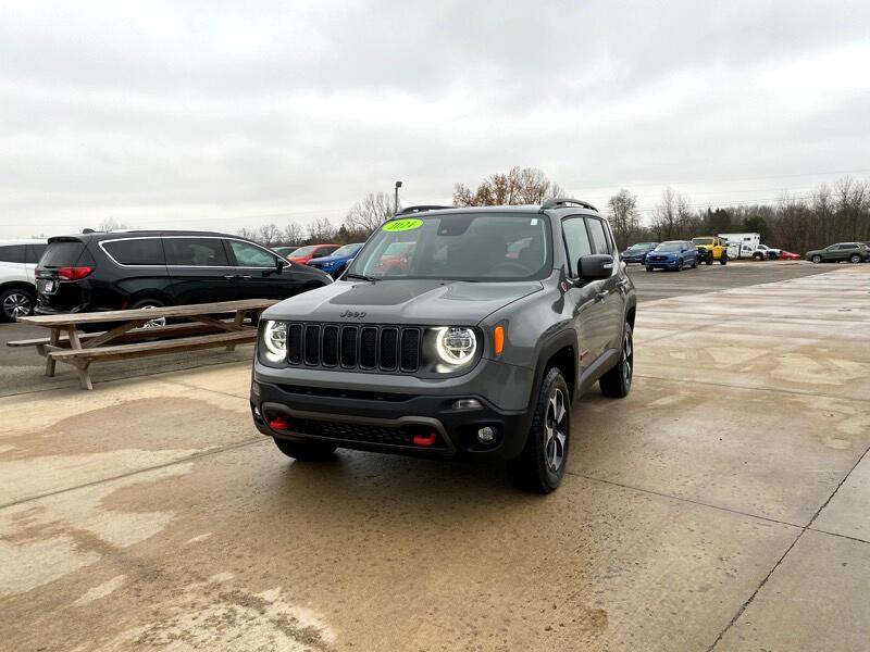 Jeep Renegade Trailhawk 4x4 2021