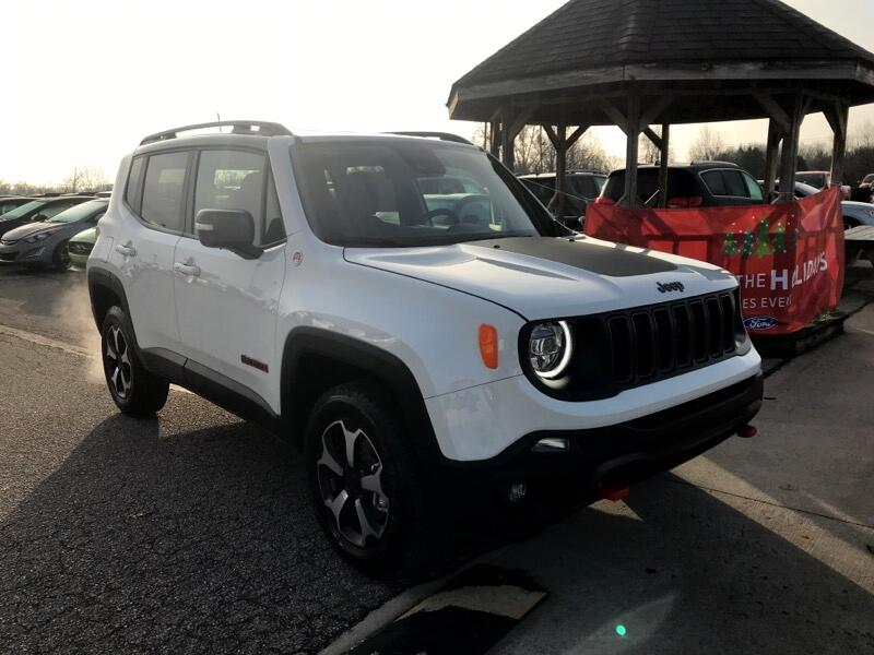 Jeep Renegade Trailhawk 4x4 2021