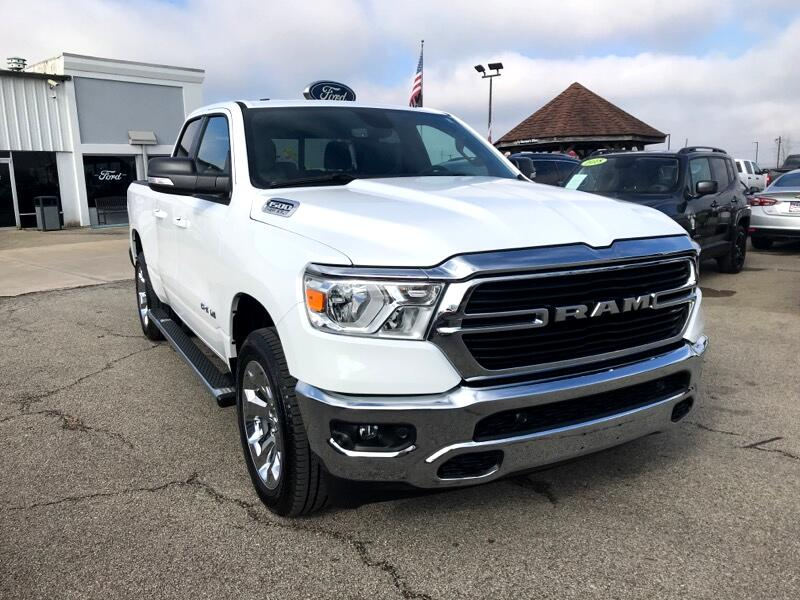 "RAM 1500 Lone Star 4x4 Quad Cab 6'4"" Box 2021"