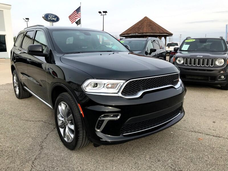 Dodge Durango SXT Plus AWD 2021