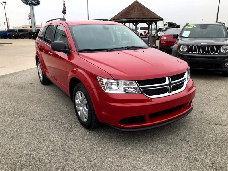 Dodge Journey SE Value FWD 2020