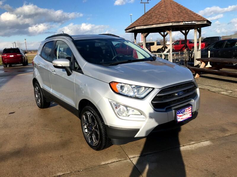 Ford EcoSport SE 4WD 2018