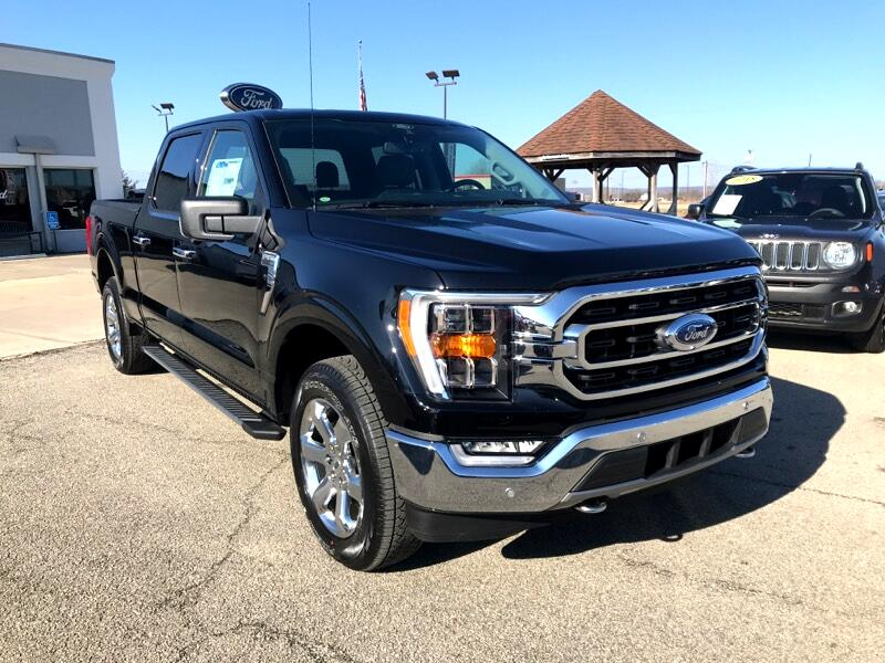 Ford F-150 XLT 4WD SuperCrew 6.5' Box 2021