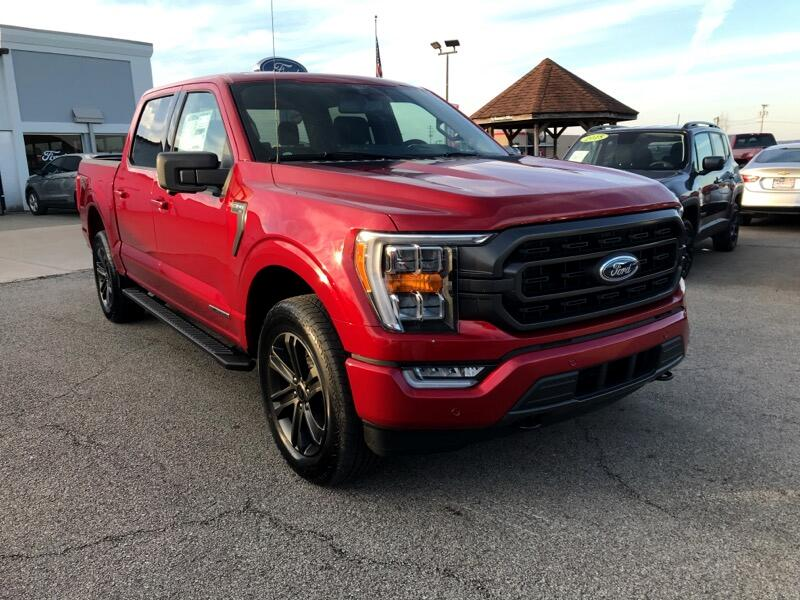 Ford F-150 XLT 4WD SuperCrew 5.5' Box 2021