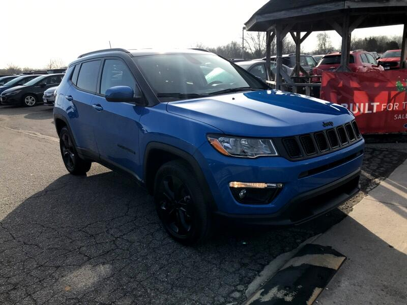 Jeep Compass Altitude 4x4 2021