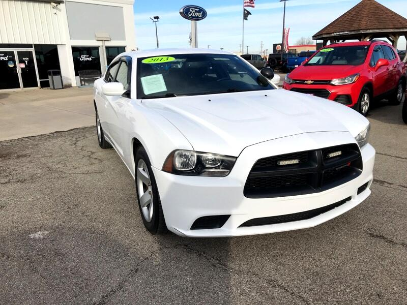 Dodge Charger 4dr Sdn Police RWD 2013