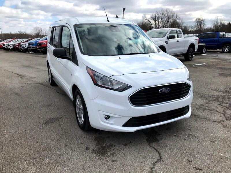 Ford Transit Connect Wagon XLT LWB w/Rear Liftgate 2021