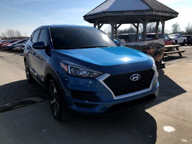 Hyundai Tucson SE FWD 2019