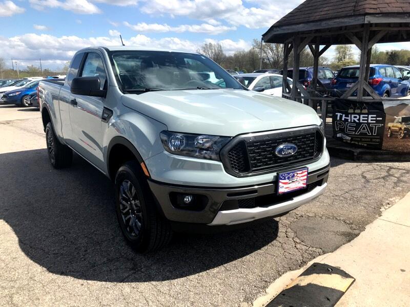 Ford Ranger XLT 2WD SuperCab 6' Box 2021