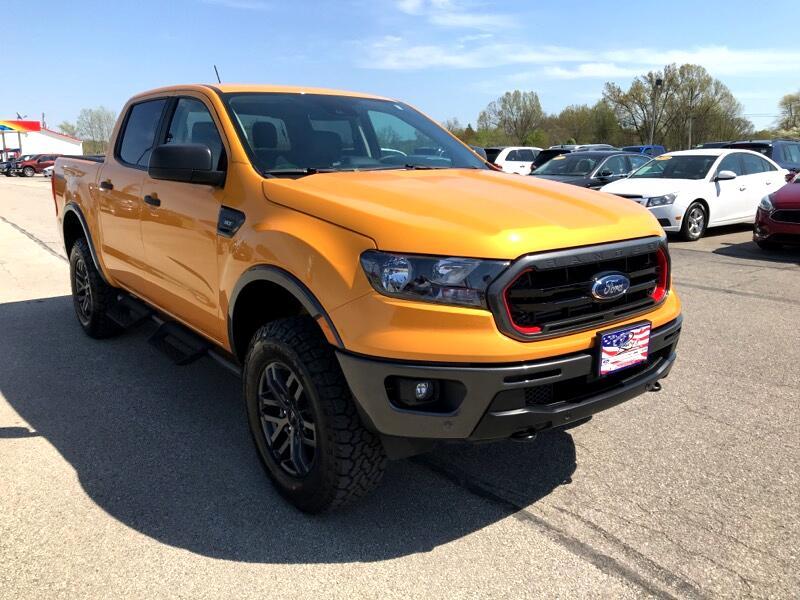 Ford Ranger Tremor Plus 2021