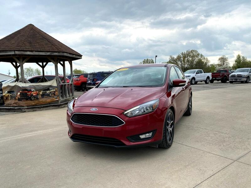 Ford Focus SEL Sedan 2017