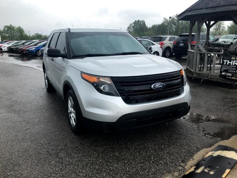 Ford Utility Police Interceptor AWD 4dr 2014
